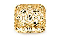 Zlatý prsteň Ode to elegance 4 IZ6005