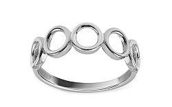 Zlatý prsteň Rings IZ11378A