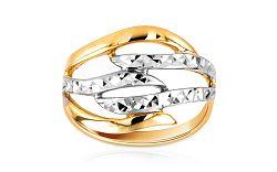 Zlatý prsteň Sabína 4 IZ7859
