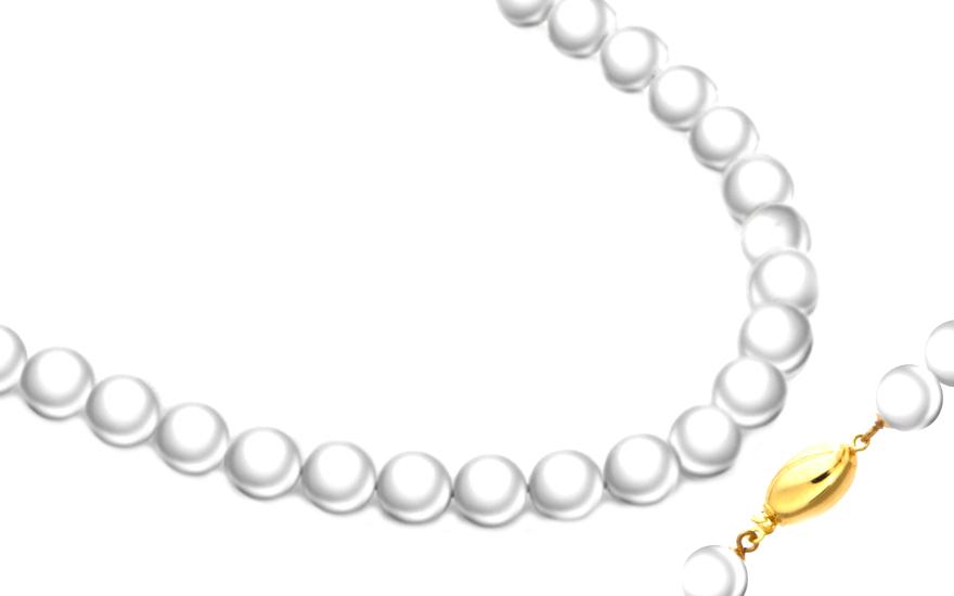 Perlový náhrdelník Celeste 2 PE139  89a62e25b8f