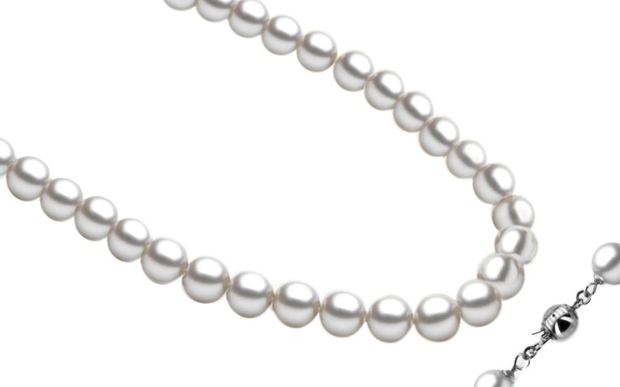 Perlový náhrdelník Lynell 1 PE103  e5721d946ce