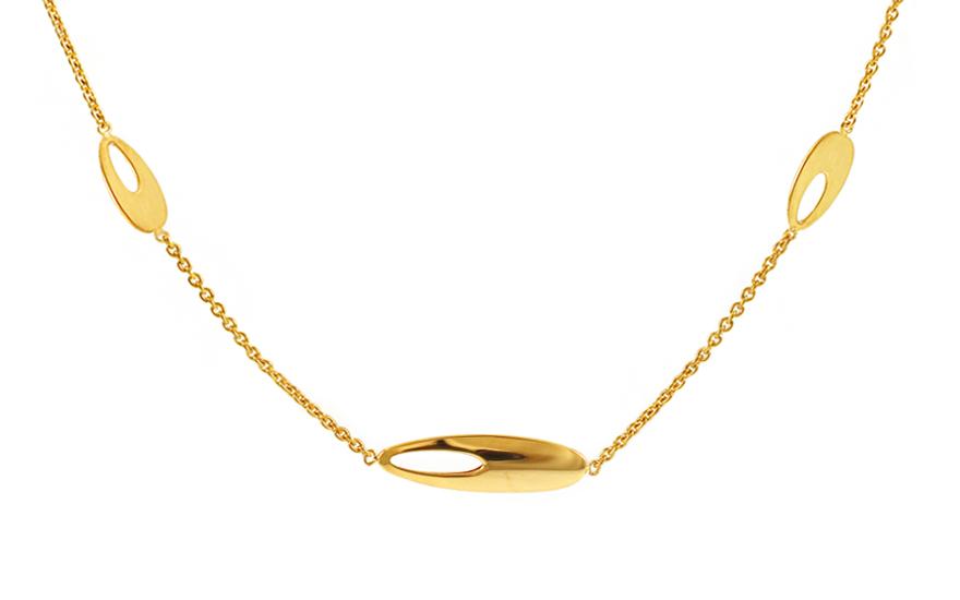 1ff0e6cbf Zlatý dámsky náhrdelník IZ9994R | ZlatáHorúčka.sk