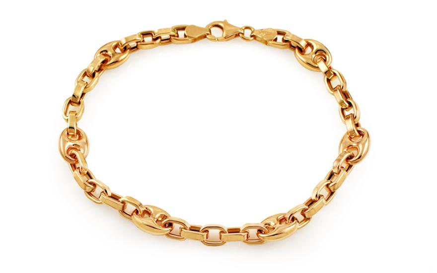 c839488bc Zlatý náramok Marcos 7,5 mm IZ11425N | ZlatáHorúčka.sk